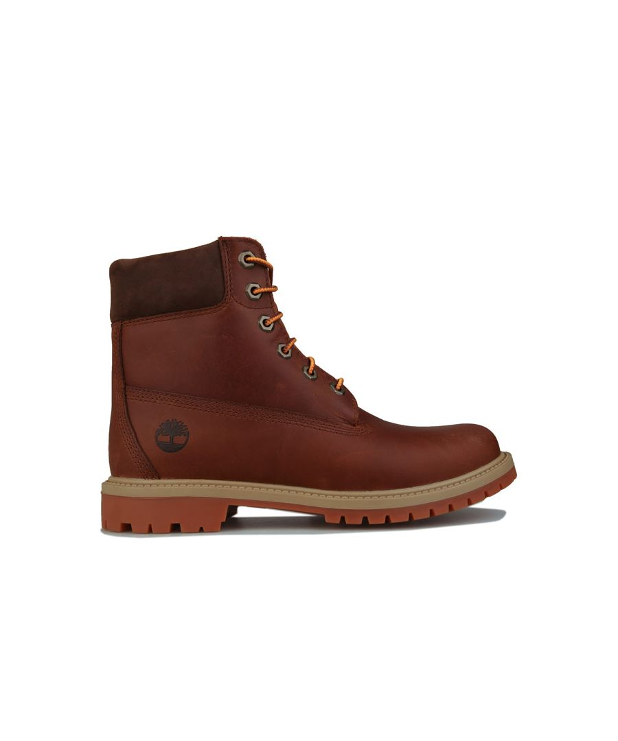 Image for Women's Timberland Heritage Earthkeepers+ 6 Inch Boots in Brown