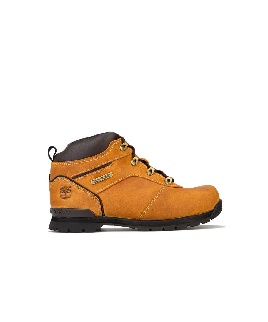 Image for Boy's Timberland Junior Splitrock 2 Boots in Wheat
