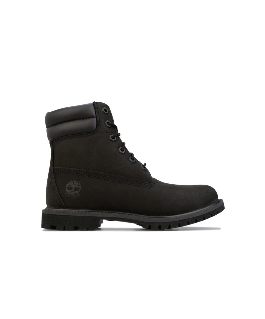 Image for Women's Timberland Waterville 6 Inch Waterproof Boots in Black