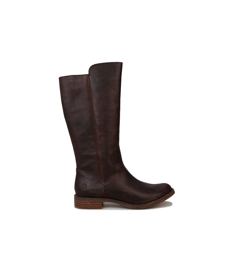 Image for Women's Timberland Magby Tall Boots in Dark Brown