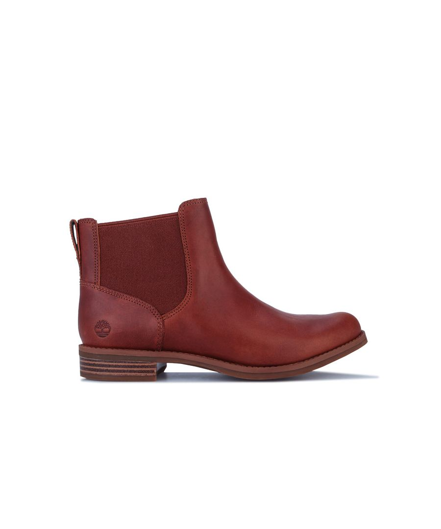 Image for Women's Timberland Magby Low Chelsea Boots in Brown