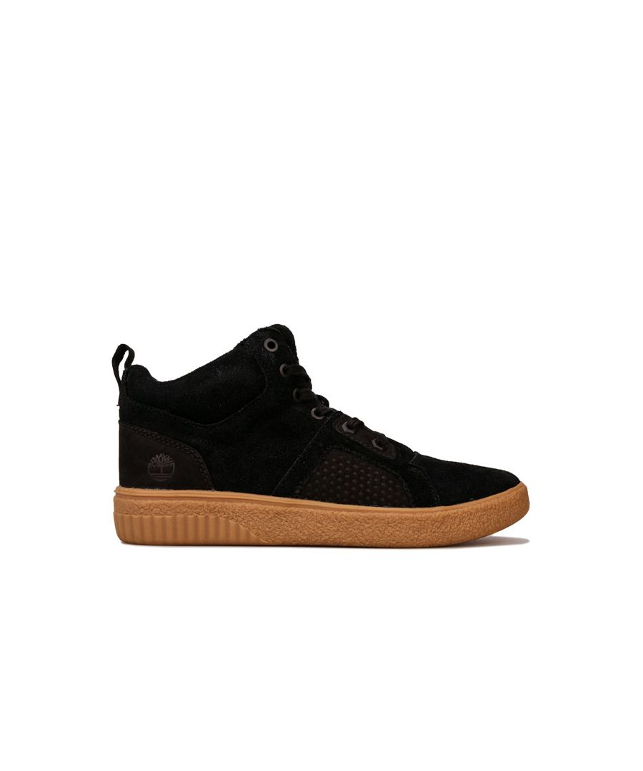Image for Women's Timberland Milania Chukka Sneaker Boots in Black
