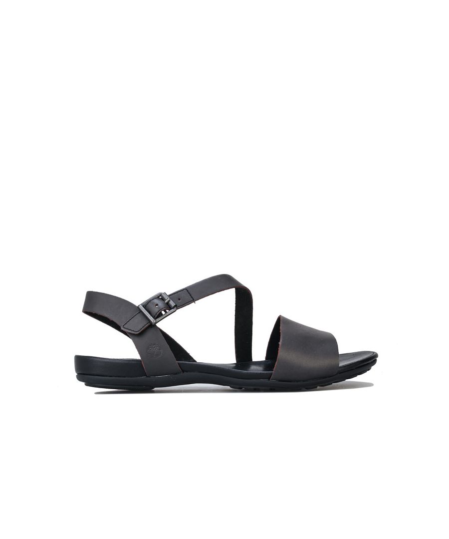 Image for Women's Timberland Cranberry Lake Sandals in Black