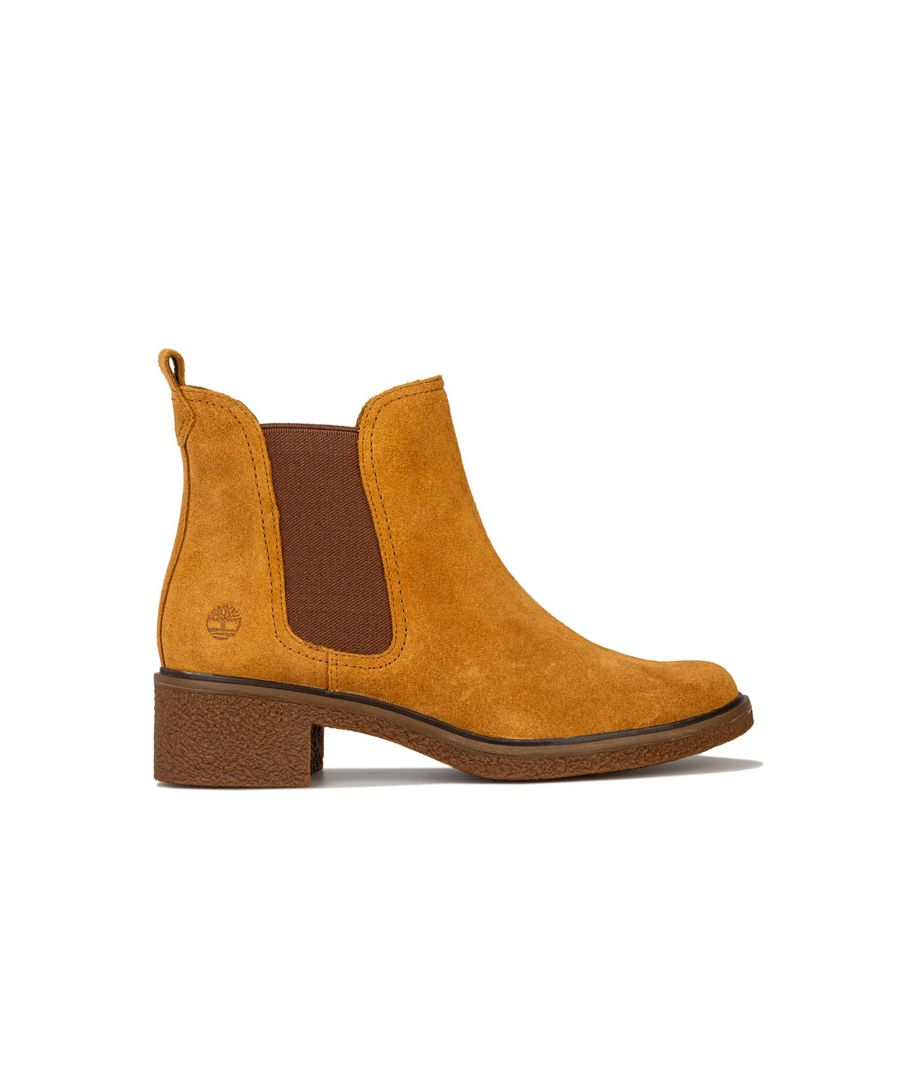 Image for Women's Timberland Brinda Chelsea Boots in Tan