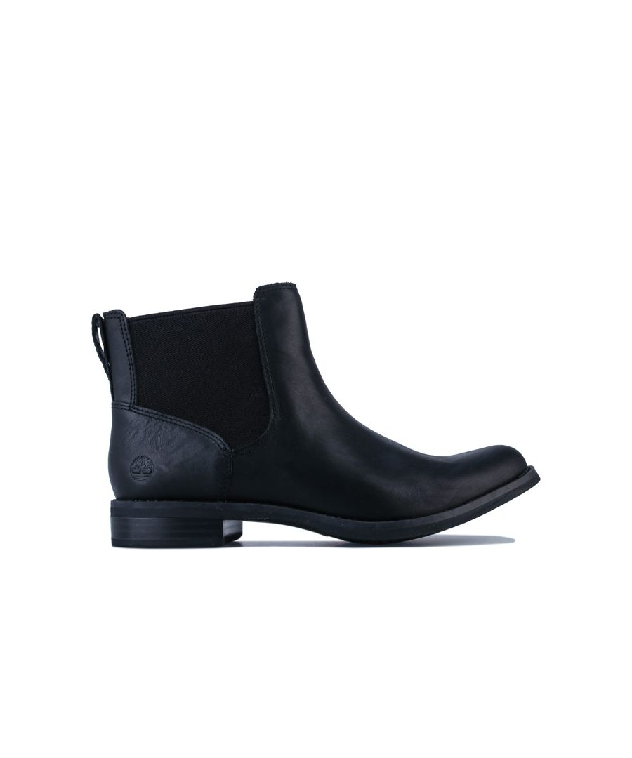 Image for Women's Timberland Magby Low Chelsea Boots in Black