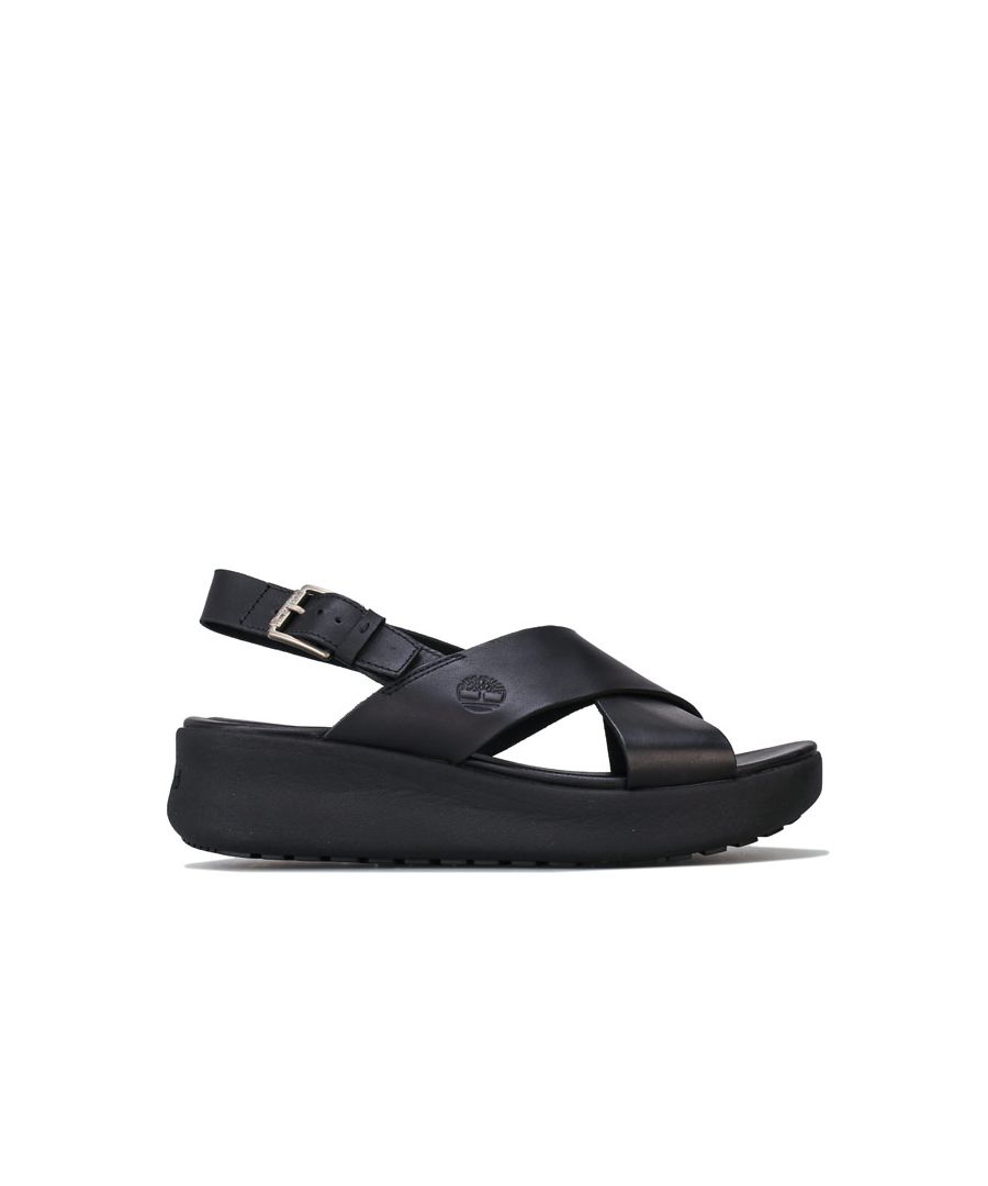 Image for Women's Timberland Los Angeles Wind Slingback Sandals in Black