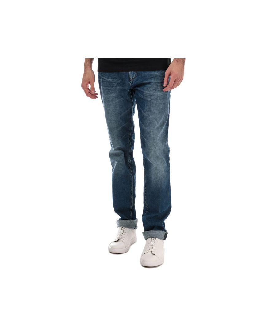 Image for Men's Timberland Sargent Lake Jeans in Denim