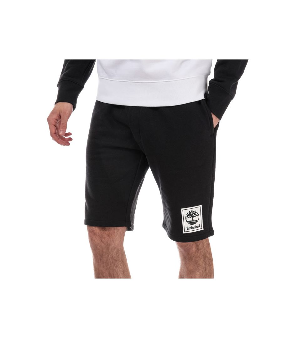 Image for Men's Timberland YCC Sweat Shorts in Black