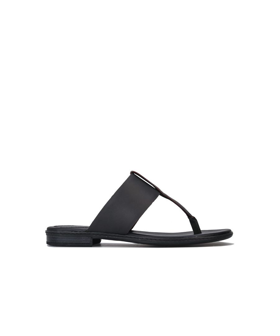 Image for Women's Timberland Cherrybrook Thong Sandals in Black
