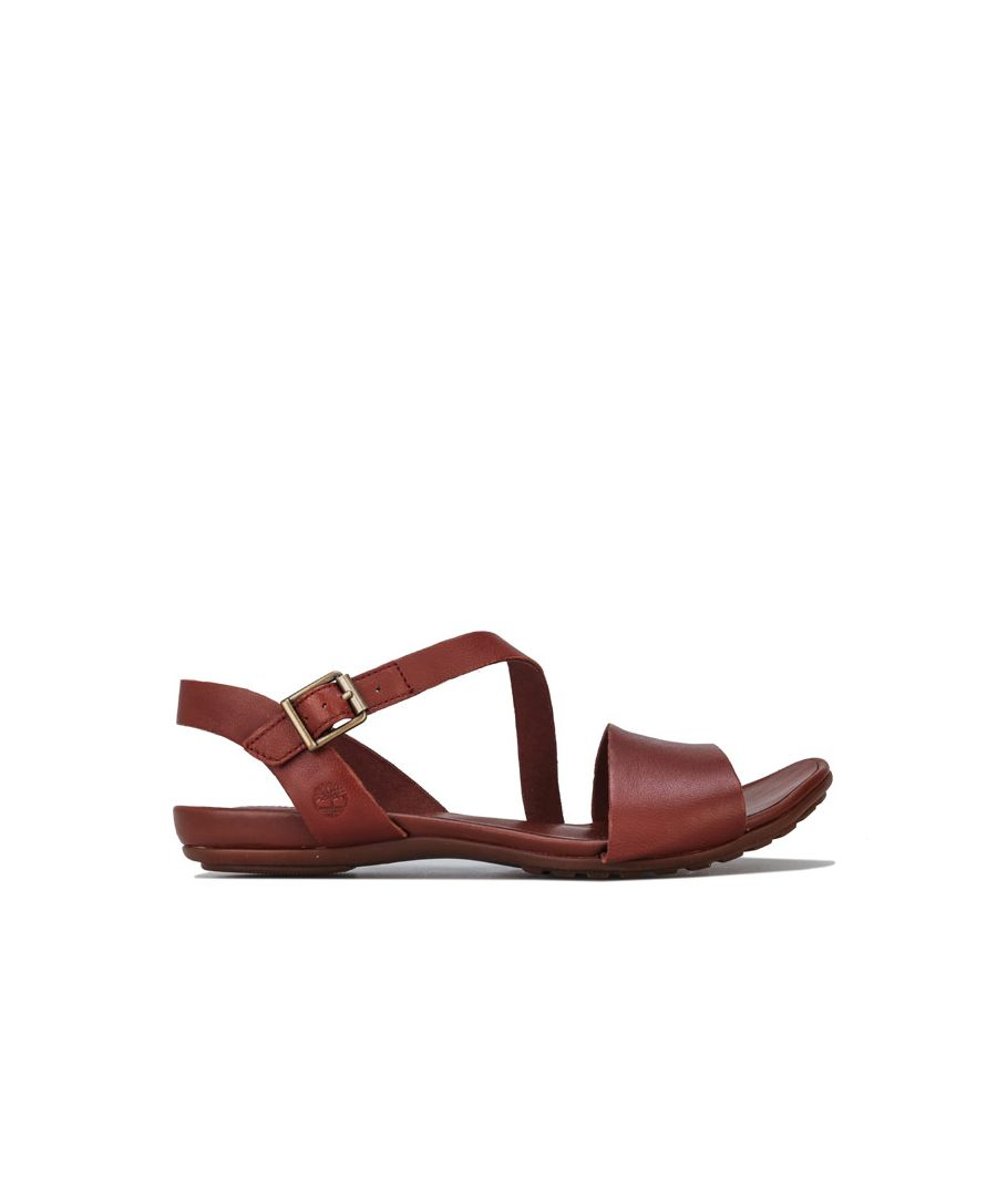 Image for Women's Timberland Cranberry Lake Sandals in Cognac