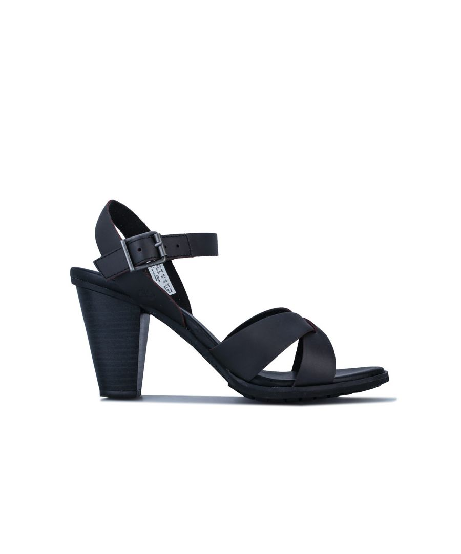 Image for Women's Timberland Derby Heights Sandals in Black