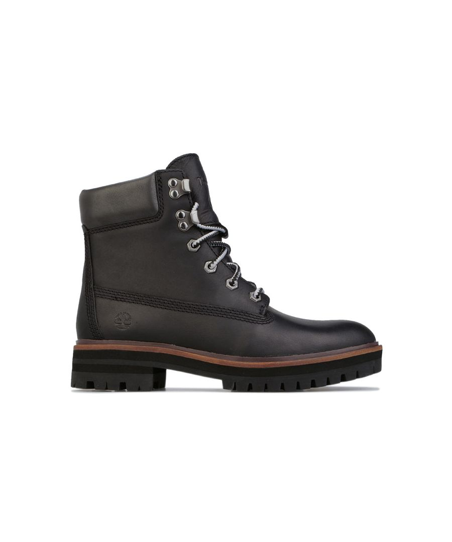 Image for Women's Timberland London Square 6 Inch Boots in Black