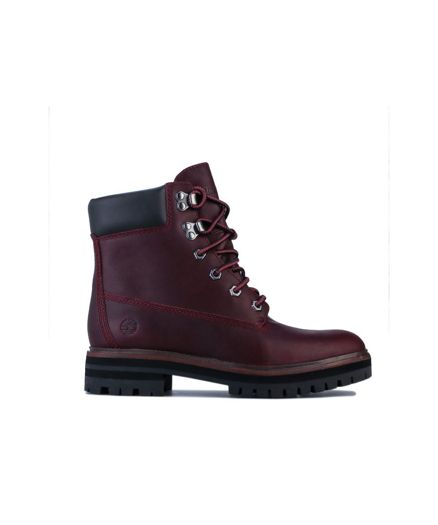 Image for Women's Timberland London Square 6 Inch Boots Port UK 4in Port