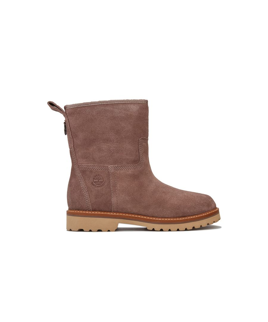 Image for Women's Timberland Chamonix Valley Waterproof Boots in Taupe