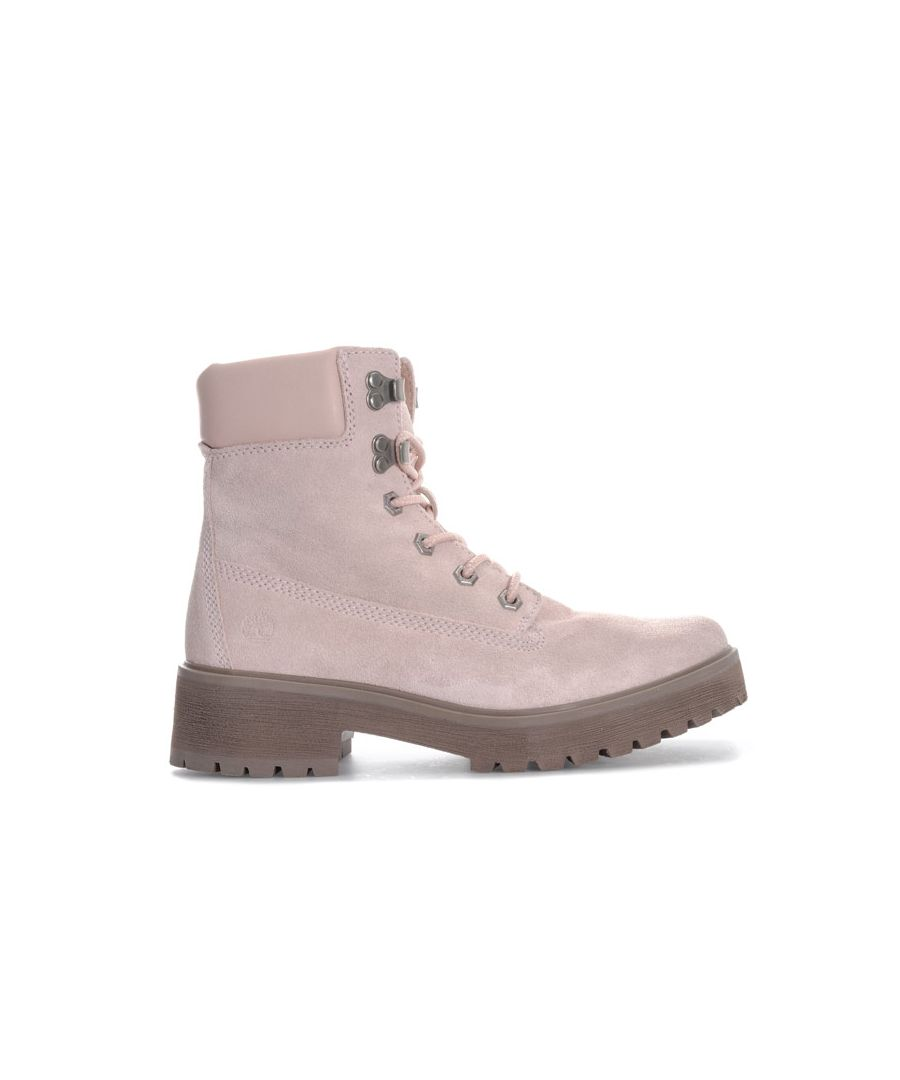 Image for Women's Timberland Carnaby Cool 6 Inch Boots in Rose