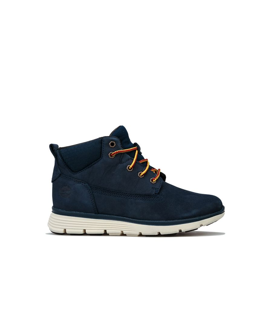 Image for Boy's Timberland Children Killington Chukka Boot in Navy