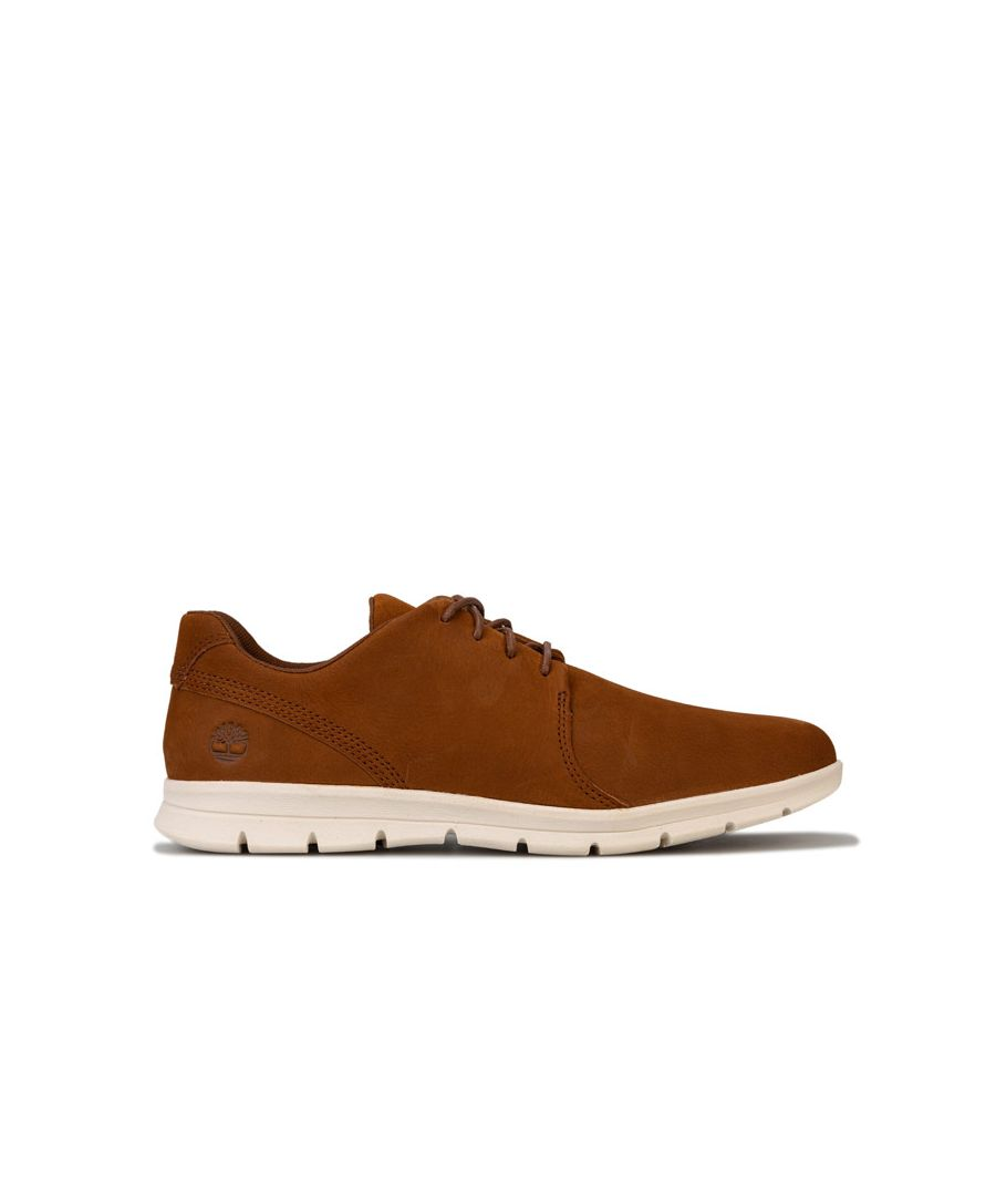 Image for Men's Timberland Graydon Leather Oxford Shoe in Brown