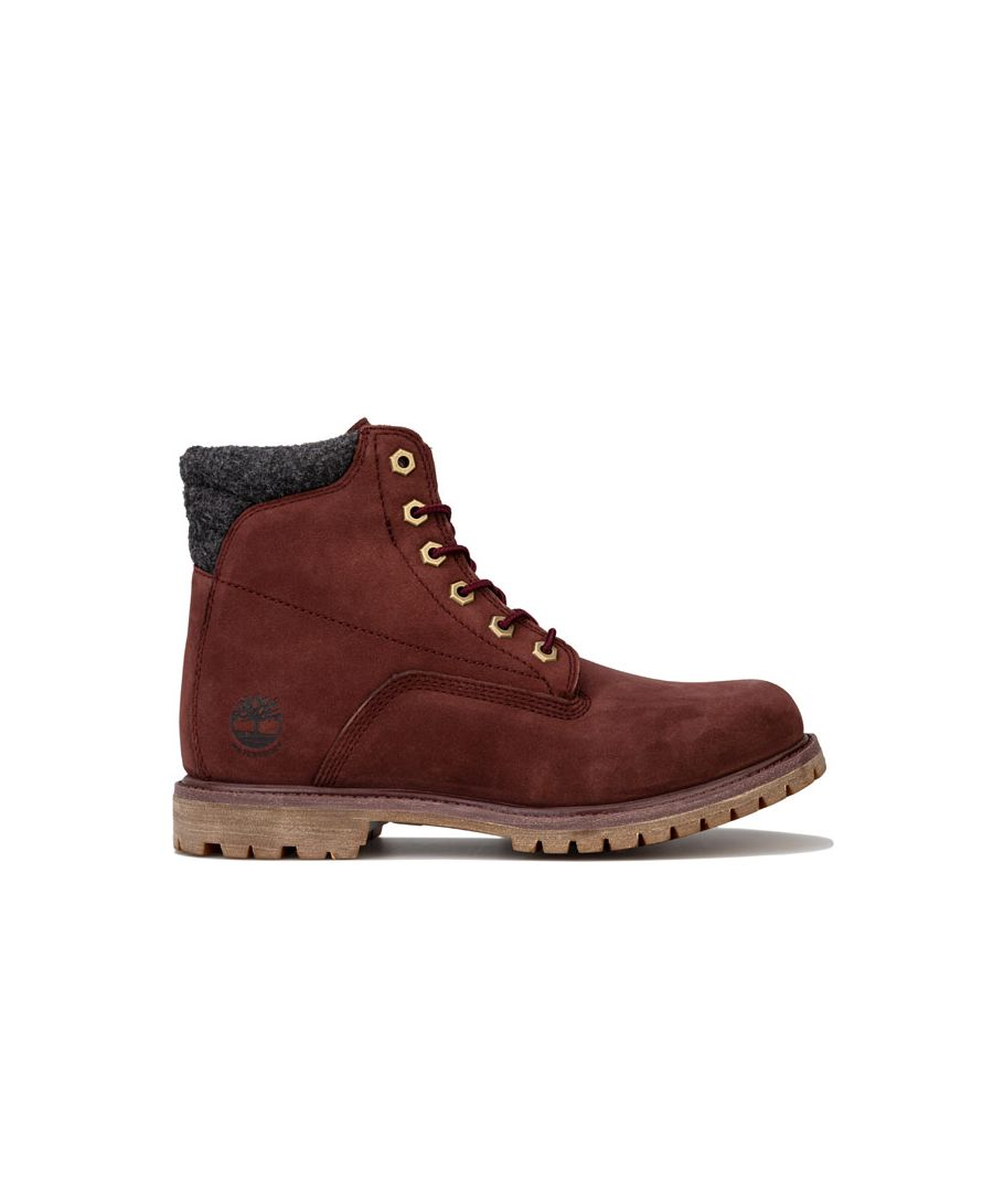 Image for Women's Timberland Waterville 6 Inch Boots in Chocolate