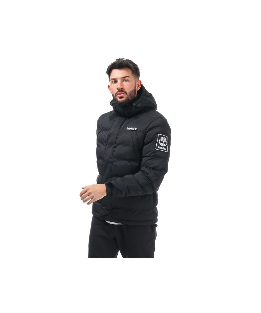 Image for Men's Timberland OA Puffer Jacket in Black