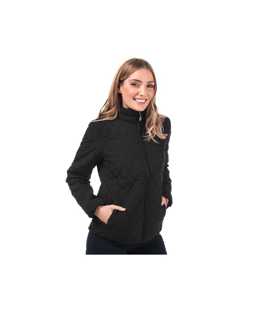 Image for Women's Timberland Piper Mountain Quilted Jacket in Black