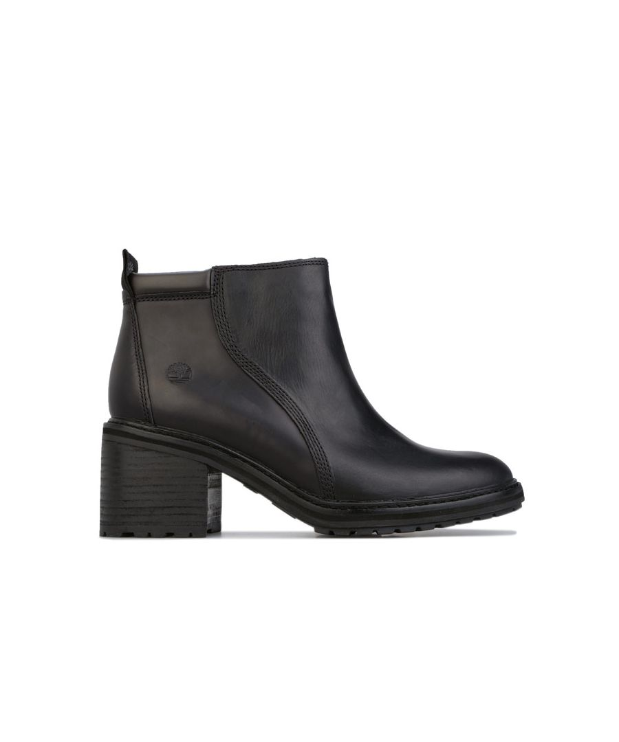 Image for Women's Timberland Sienna High Ankle Boots in Black