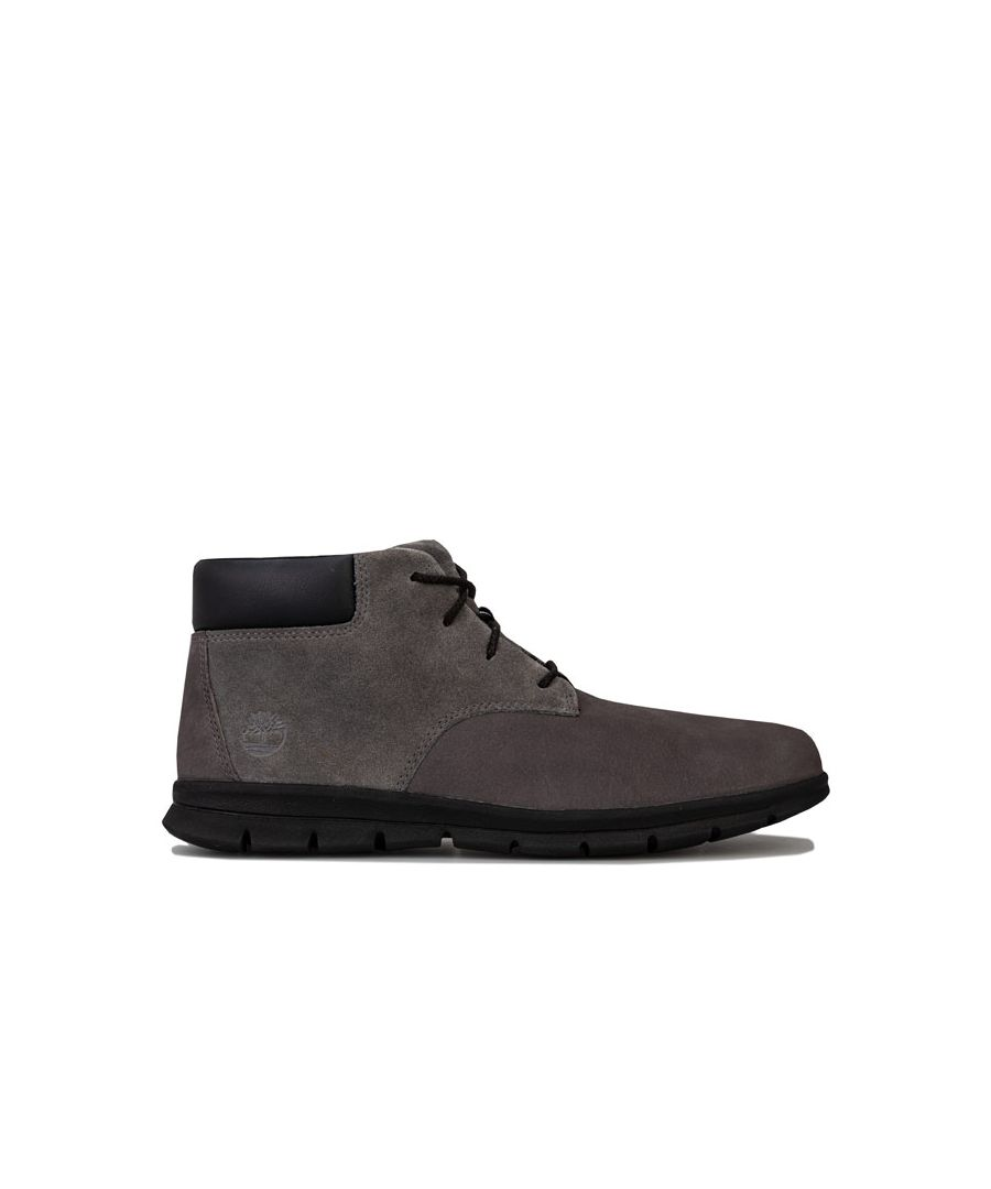 Image for Men's Timberland Graydon Leather Chukka Boots in Grey