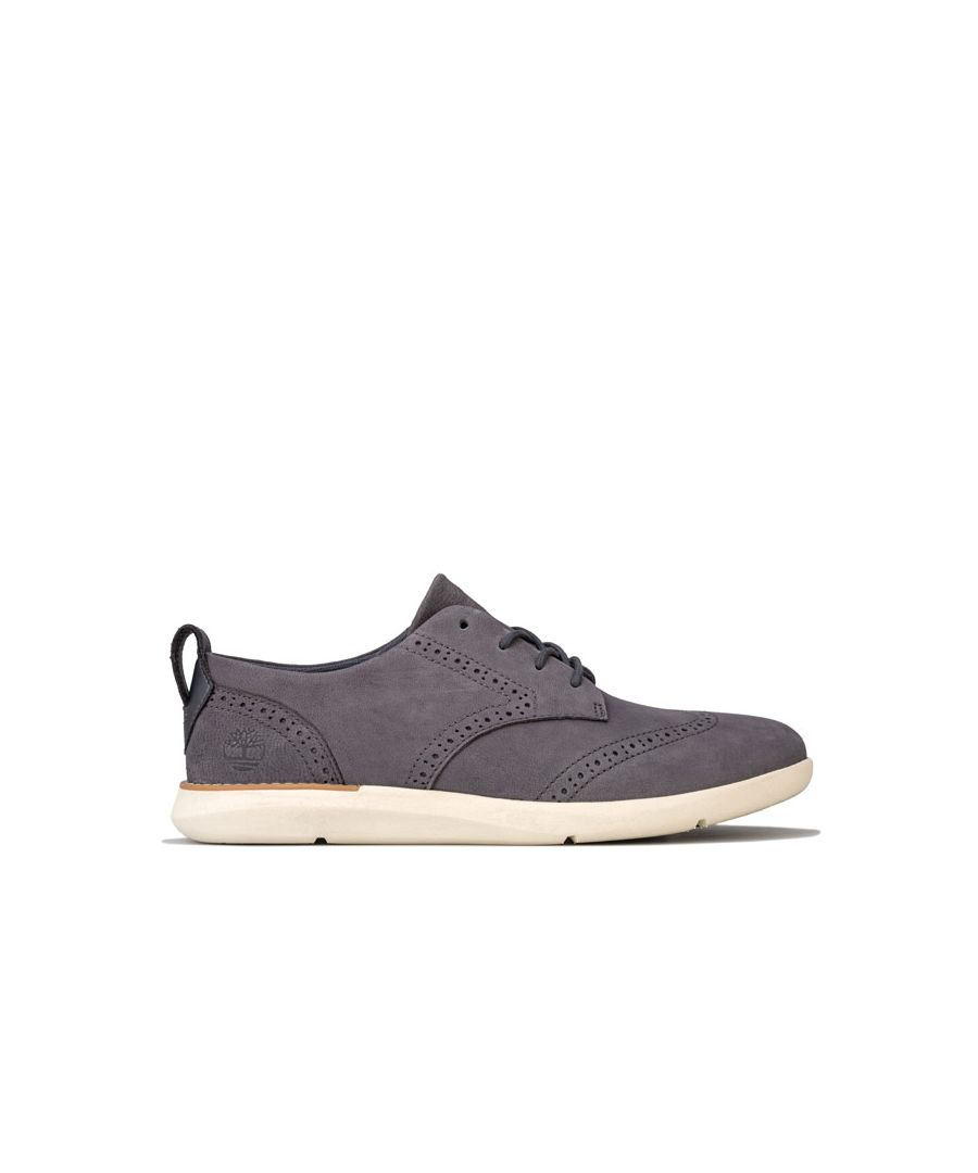 Image for Women's Timberland Bradenton Oxford Shoes in Grey
