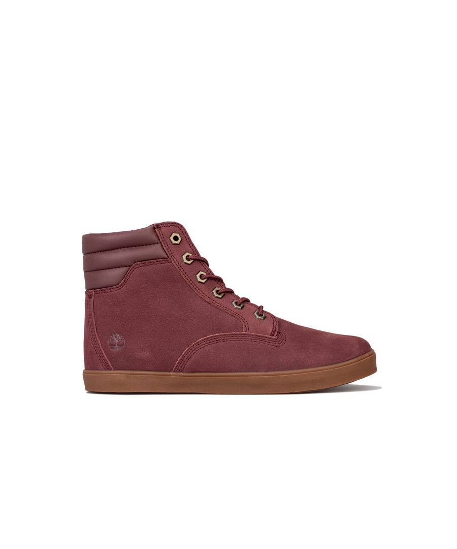 Image for Women's Timberland Dausette Sneaker Boots in Chocolate