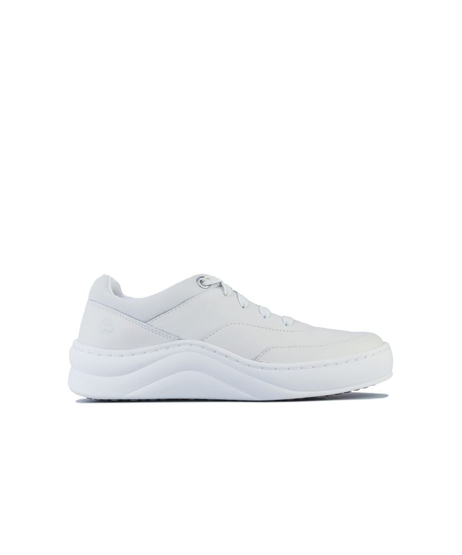 Image for Women's Timberland Ruby Ann Trainers White UK 5in White