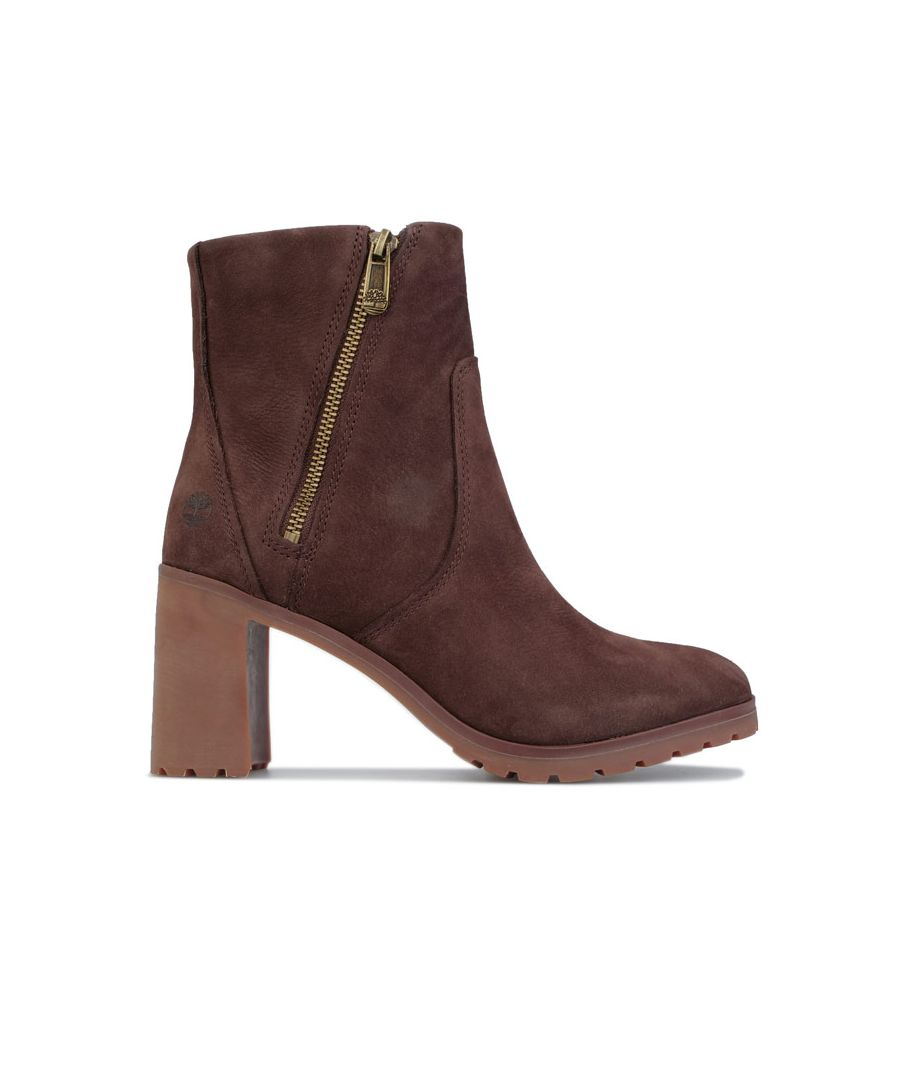Image for Women's Timberland Allington Ankle Boots in Brown