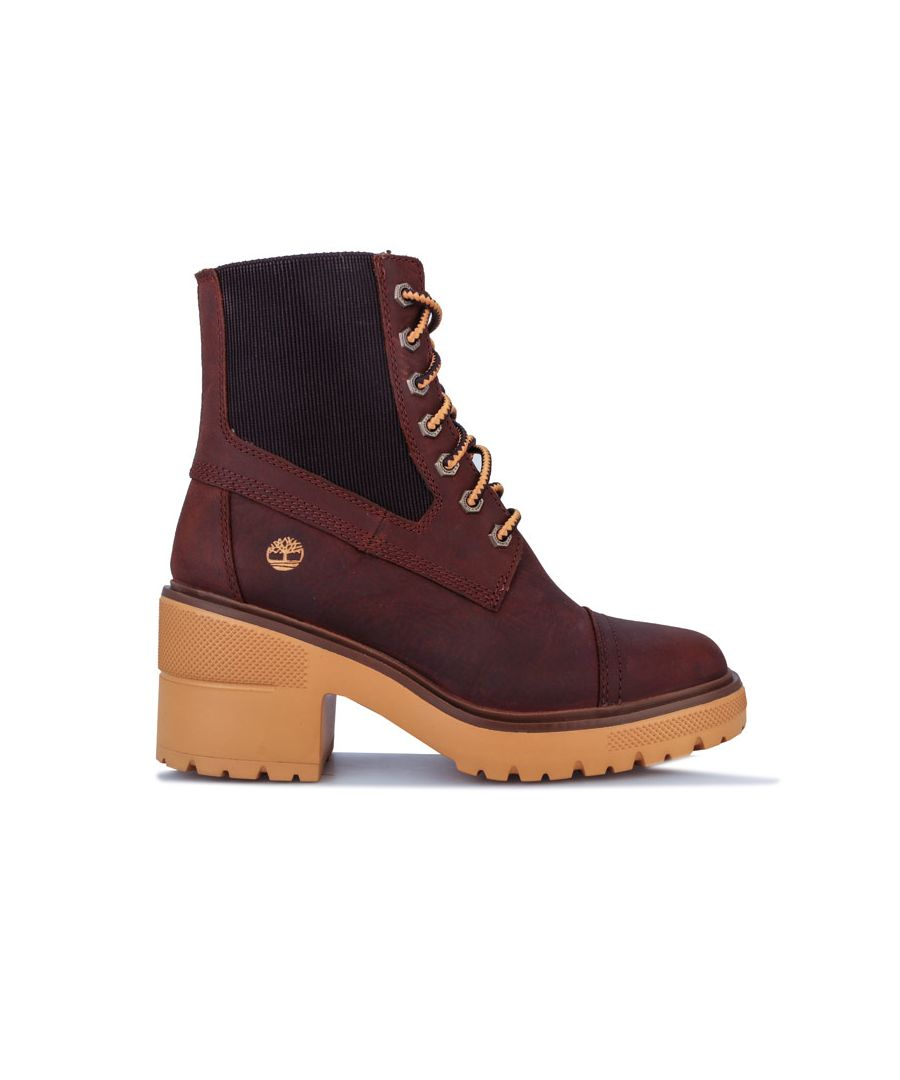 Image for Women's Timberland Silver Blossom Mid Boots in Brown