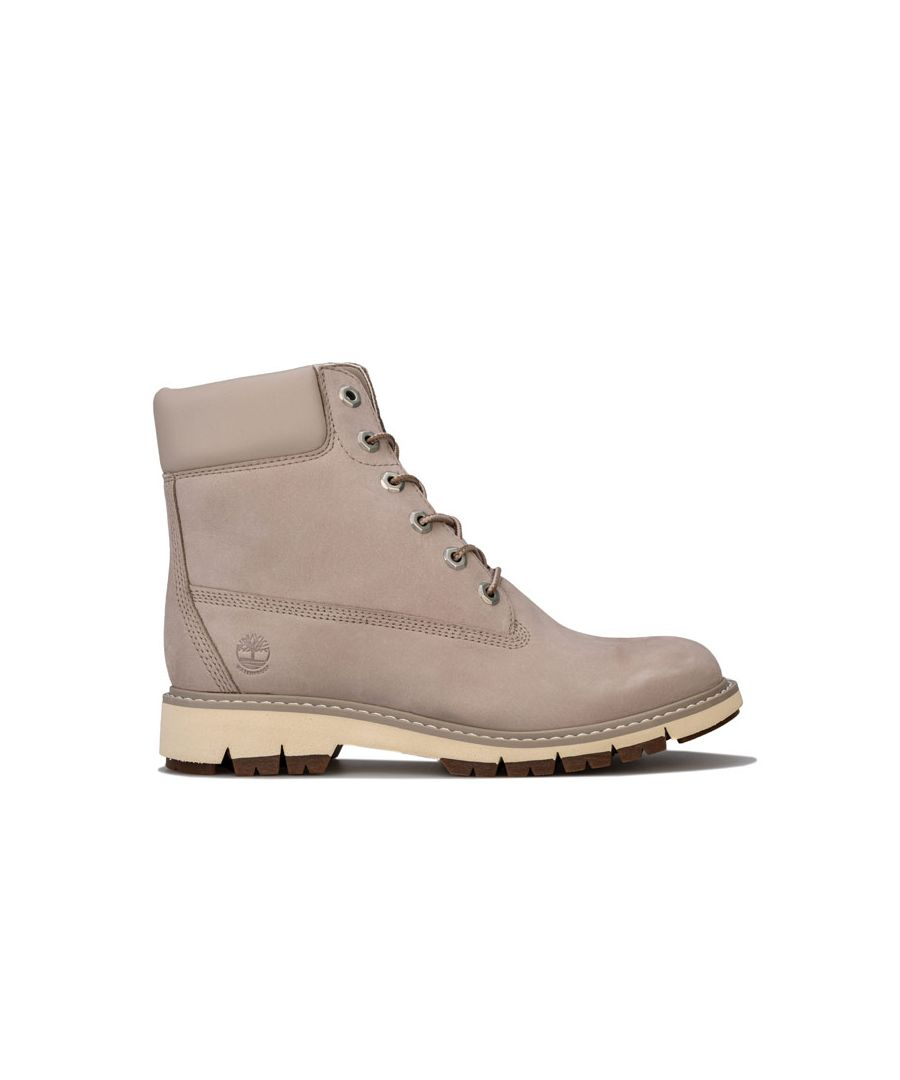 Image for Women's Timberland Lucia Way 6 Inch Boots in Taupe