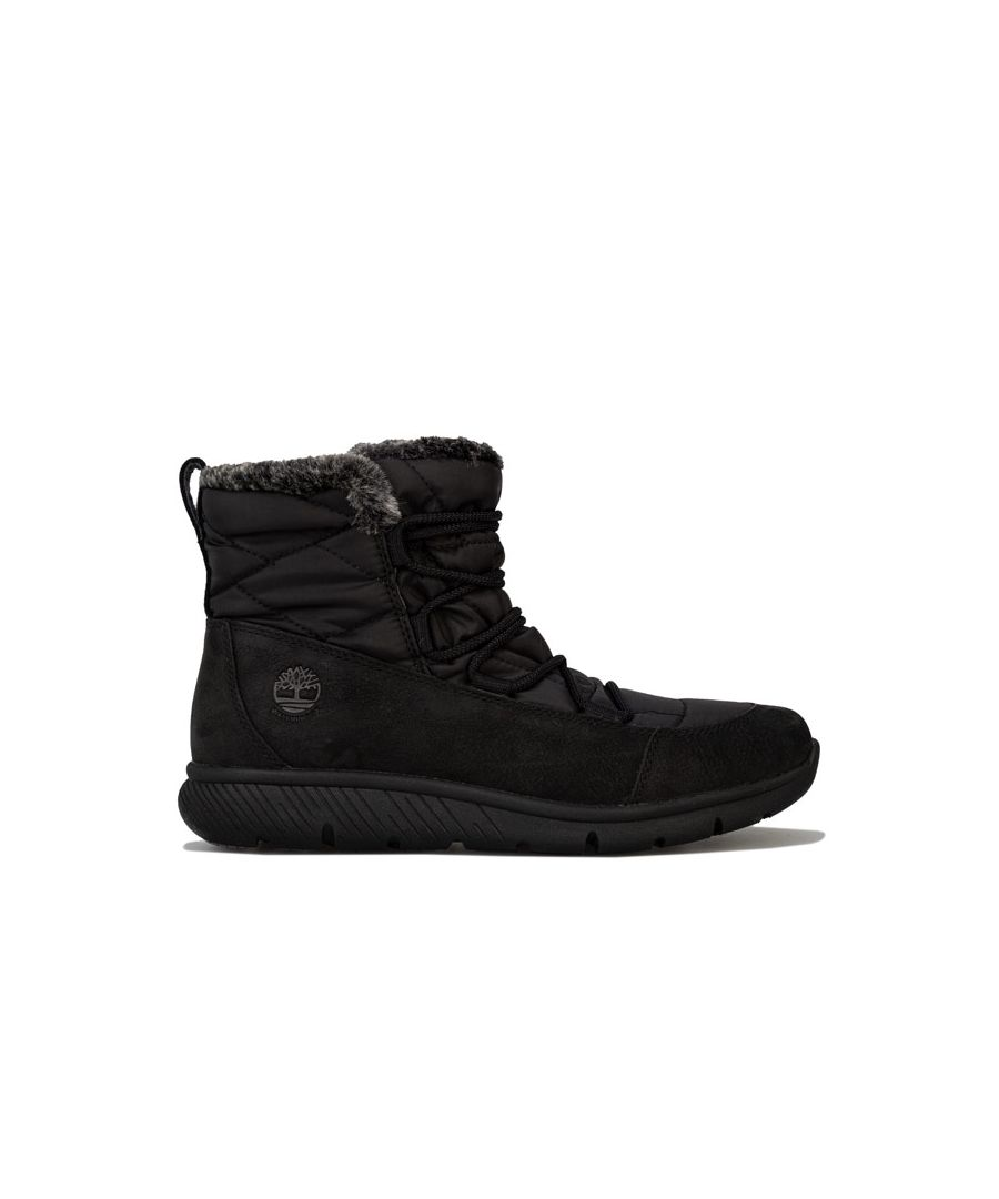 Image for Women's Timberland Boltero Winter Boots in Black