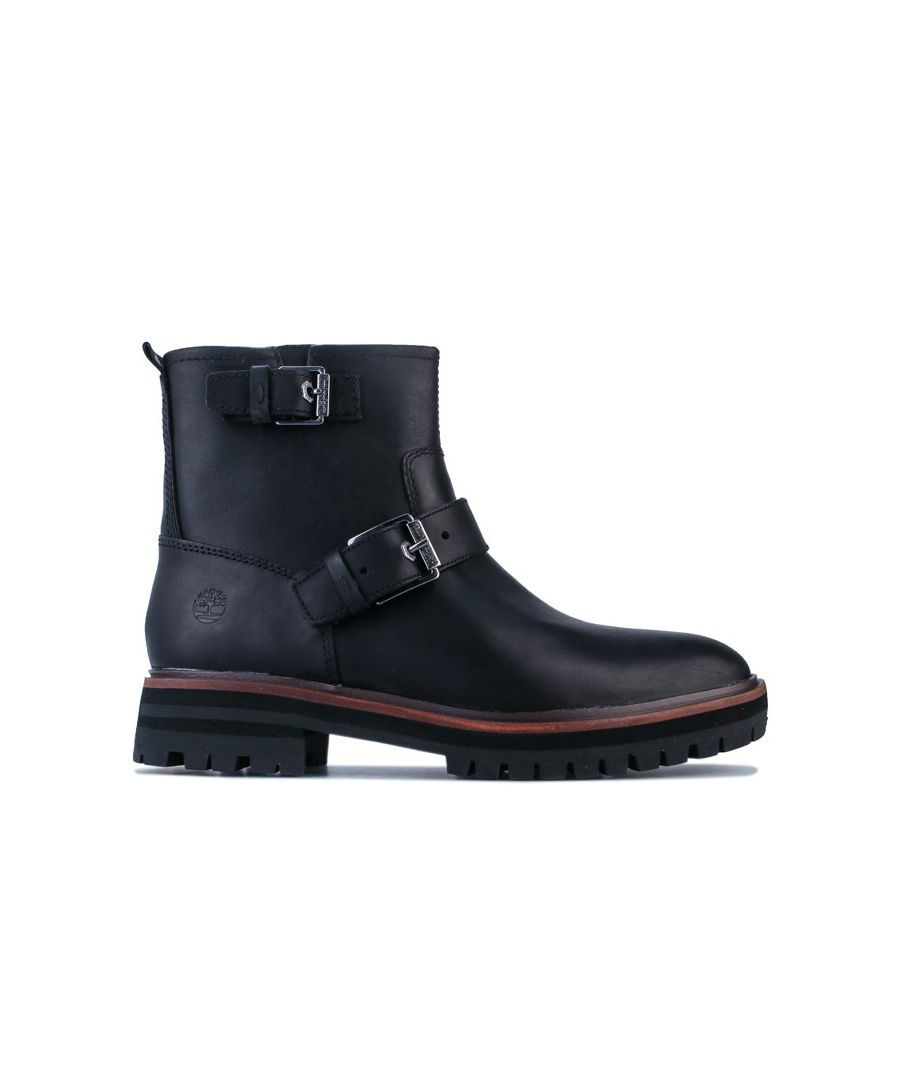 Image for Women's Timberland London Square Biker in Black