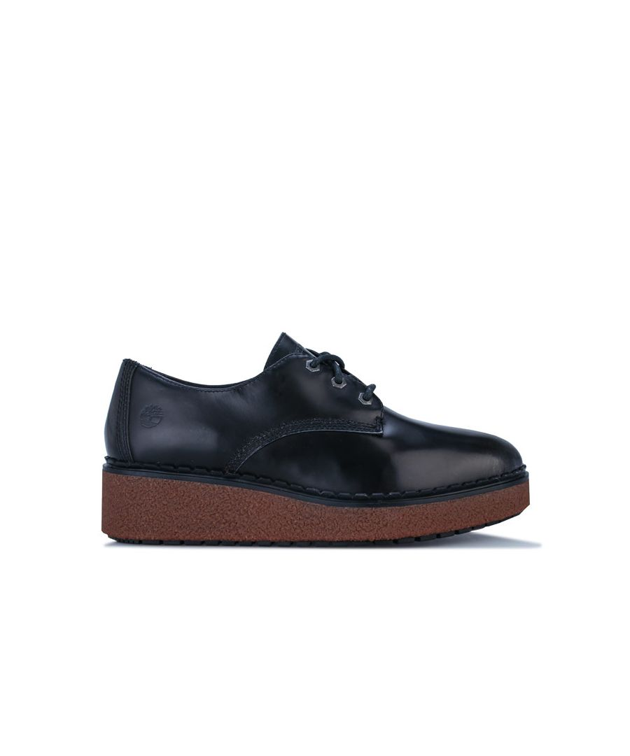 Image for Women's Timberland Bluebell Lane Derby Shoes in Grey