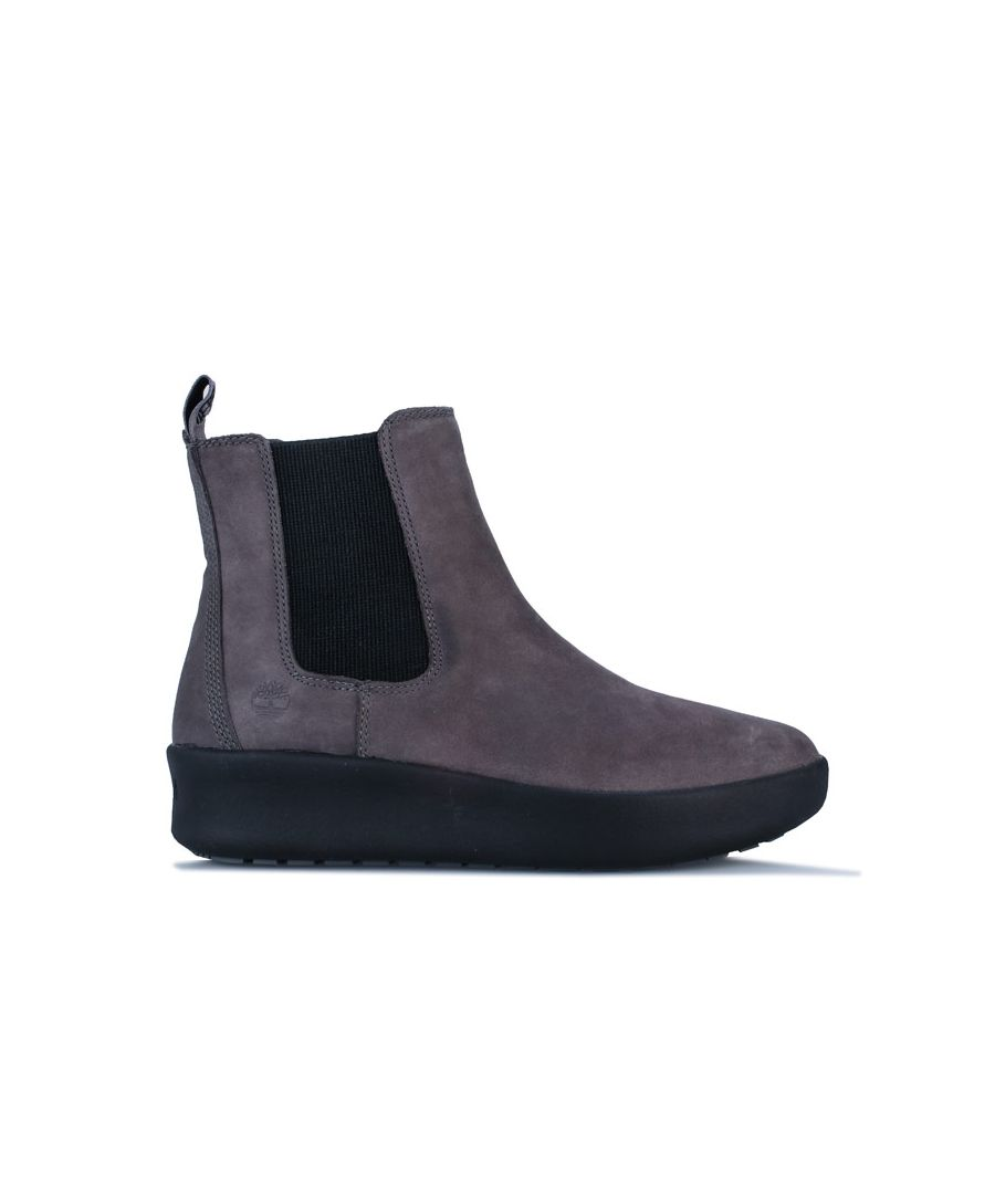 Image for Women's Timberland Berlin Park Chelsea Boots in Grey