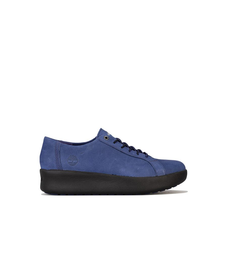 Image for Women's Timberland Berlin Park Oxford Trainers in Dark Blue