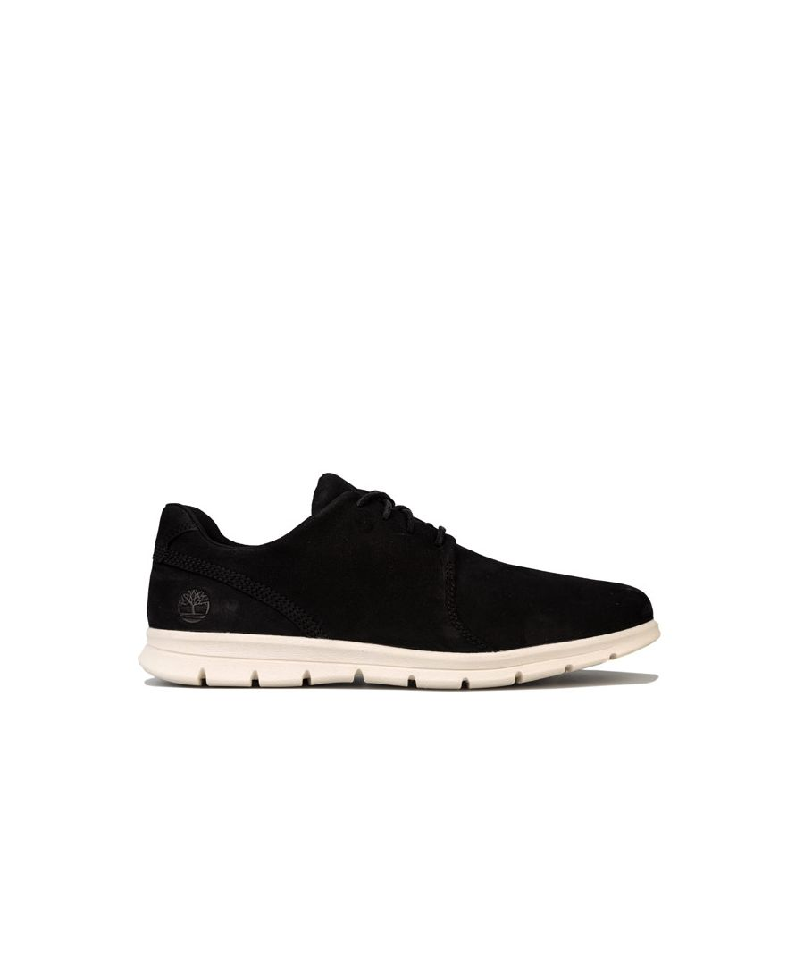 Image for Men's Timberland Graydon Leather Oxford Shoe in Black