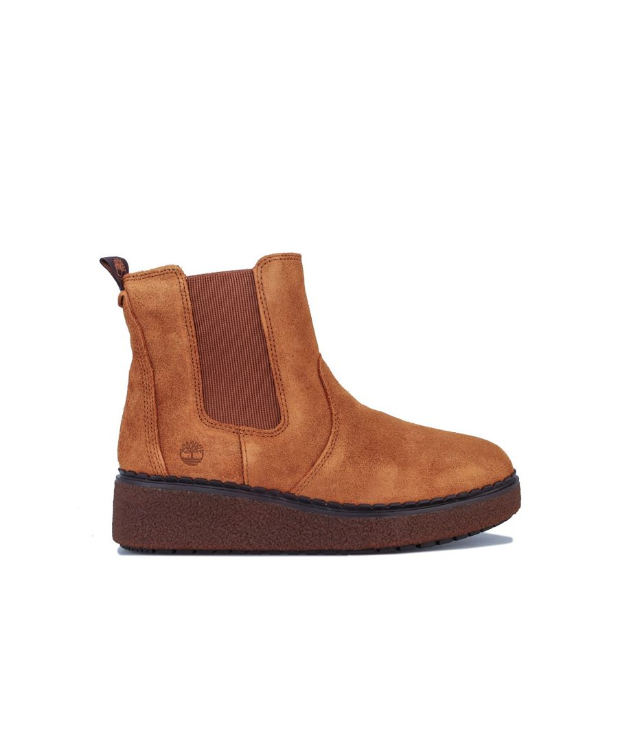 Image for Women's Timberland Bluebell Lane Chelsea Boots in Sand