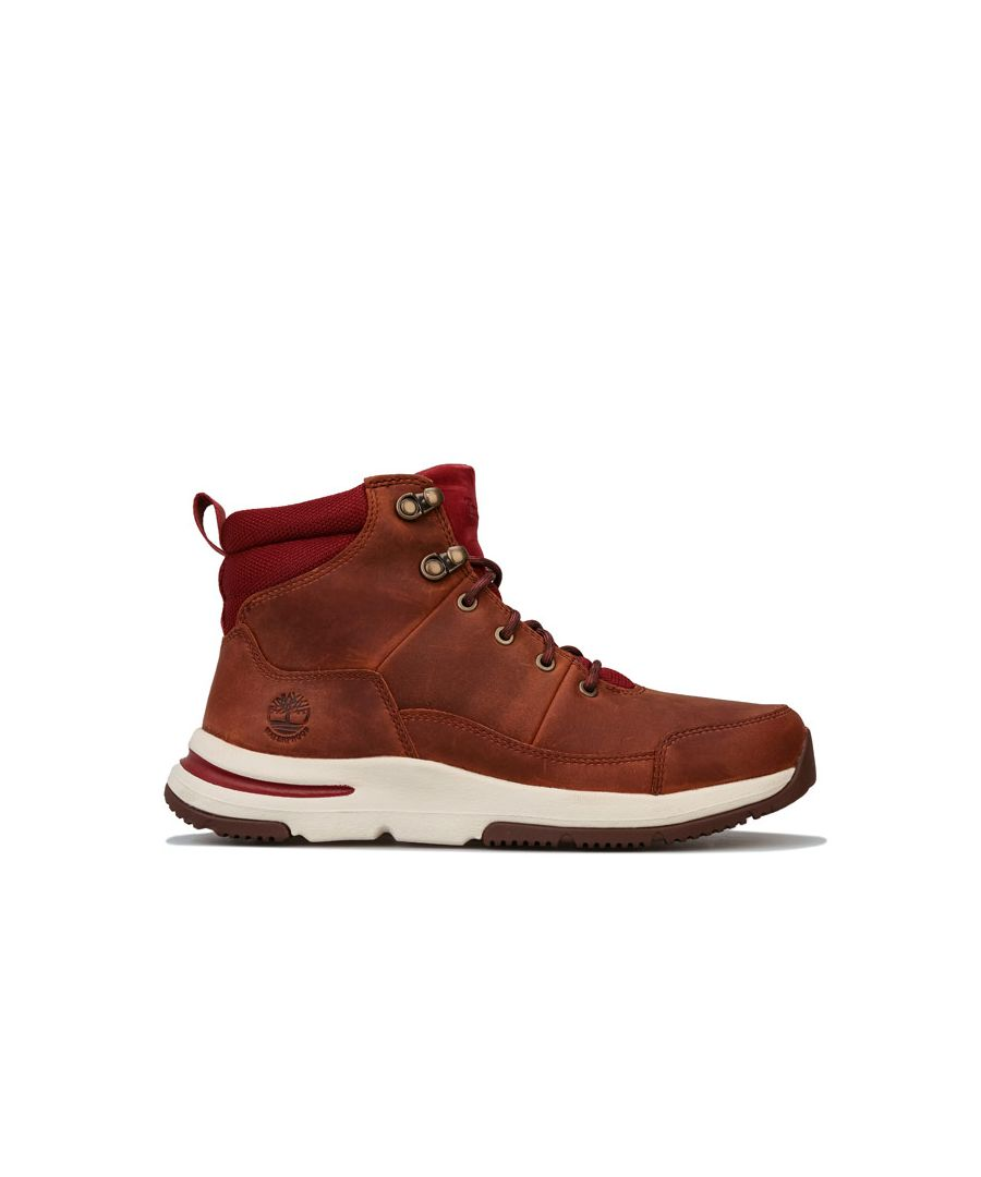 Image for Women's Timberland Mabel Town Hiker Boots in Mocha