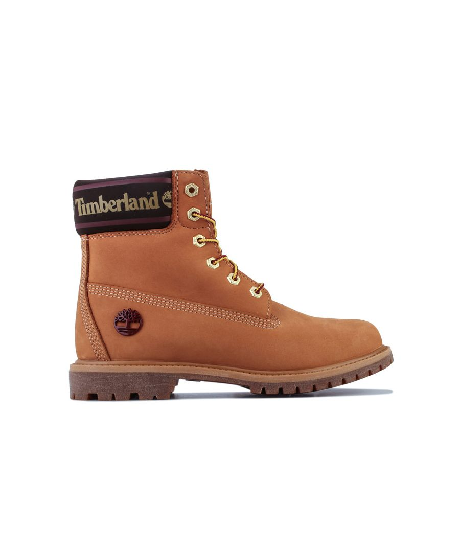 Image for Women's Timberland 6 Inch Premium Waterproof Boots in Wheat