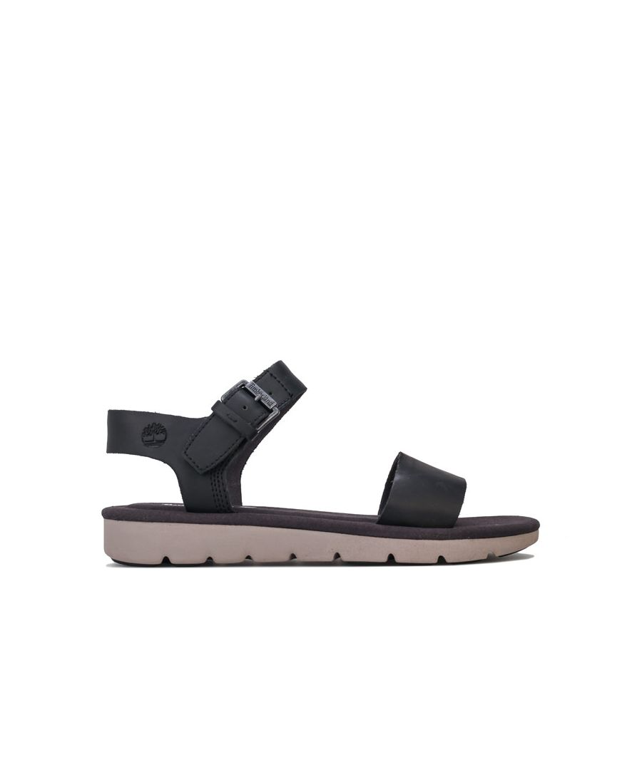 Image for Women's Timberland Lottie Lou 1-Band Sandals in Black