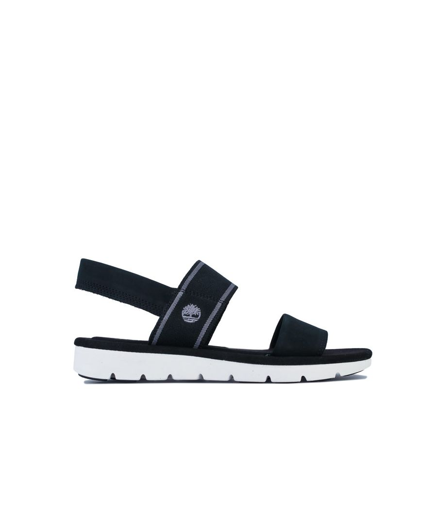 Image for Women's Timberland Lottie Lou Sandals in Black