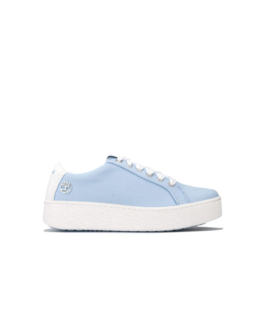 Image for Women's Timberland Marblesea Textile Trainers in Grey