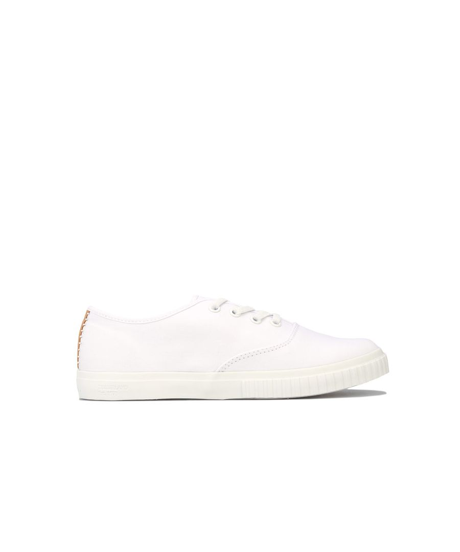 Image for Women's Timberland Newport Bay Bumper Toe Ox Trainers in White