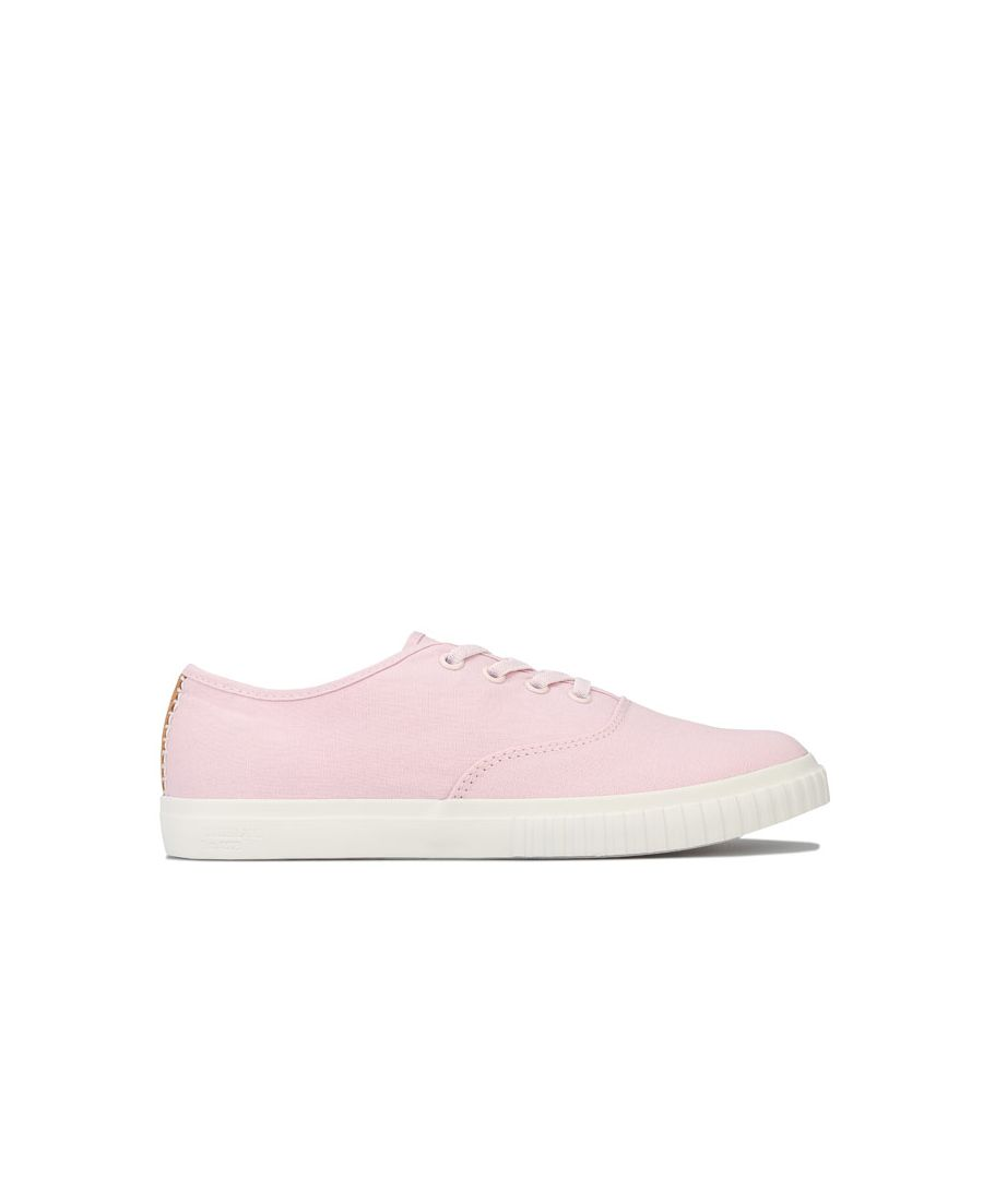 Image for Women's Timberland Newport Bay Bumper Toe Ox Trainers in Lilac