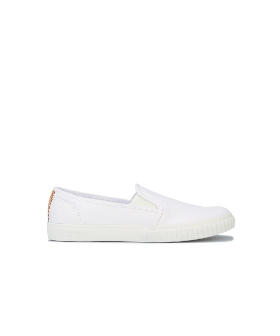 Image for Women's Timberland Newport Bay Bumper Toe Slip-On Pumps in White
