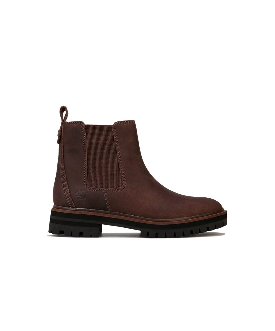 Image for Women's Timberland London Square Chelsea Boots in Taupe