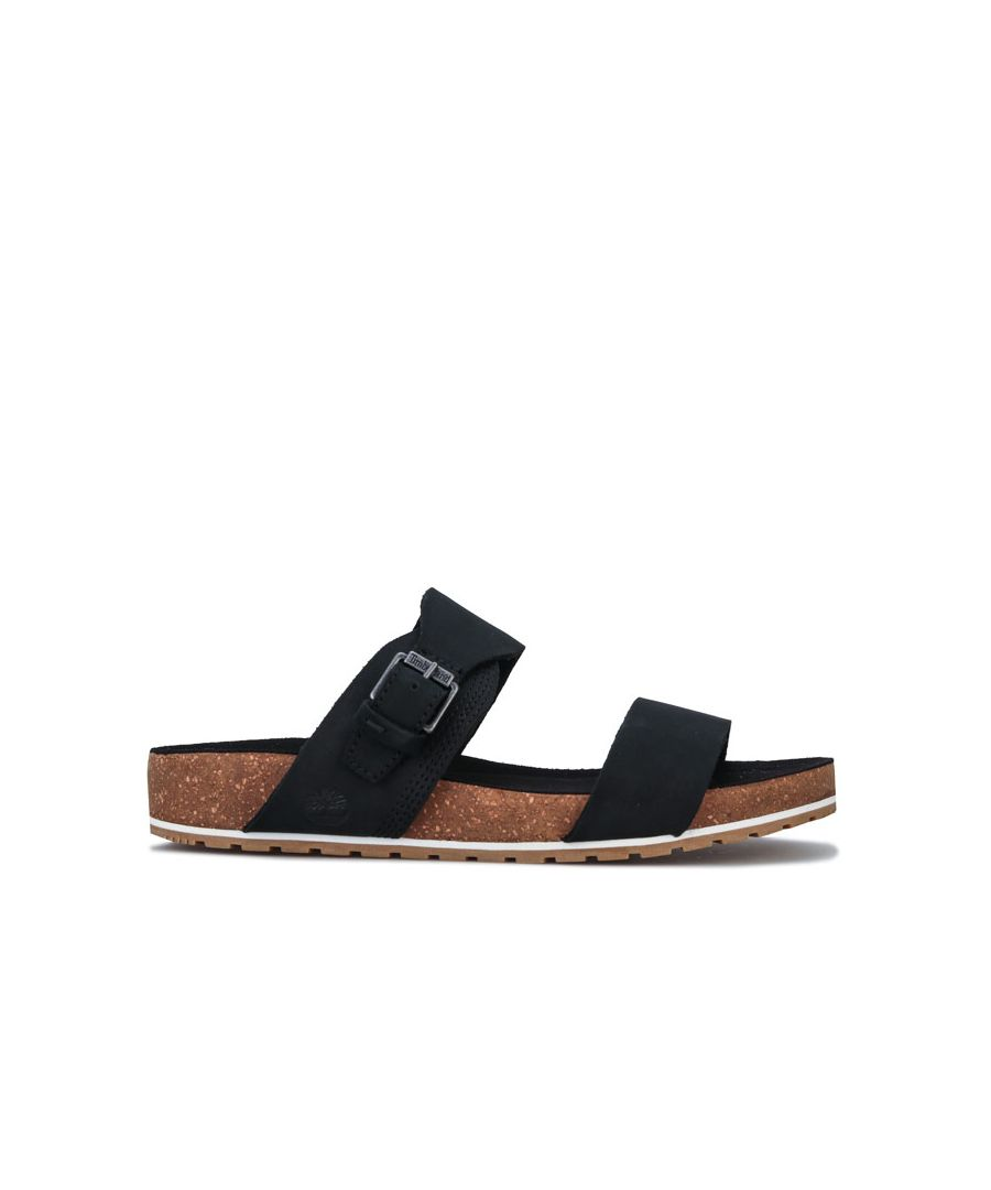Image for Women's Timberland Malibu Waves 2 Band Sandals in Black