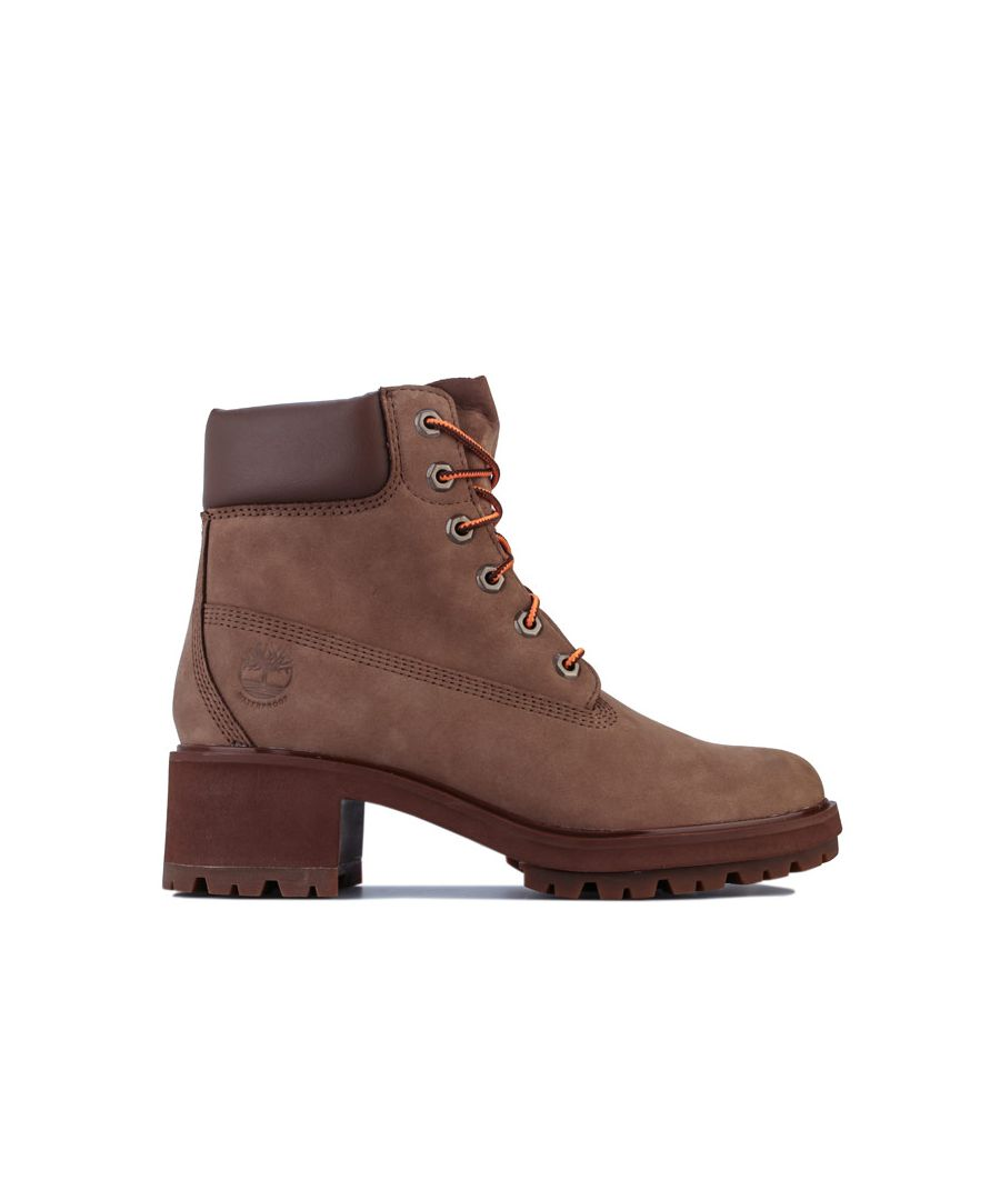 Image for Women's Timberland Kinsley 6 Inch Waterproof Boots in Brown
